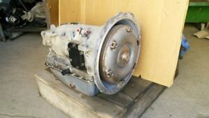 2000 Allison At545 Core Transmission Sn 3210730587 Clutch Material In The Pan