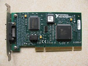 National Instruments Ni Pci gpib Used