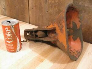 Vintage Allis Chalmers Wd Wd 45 Tractor Sleeve Plow Quick Latch Hitch