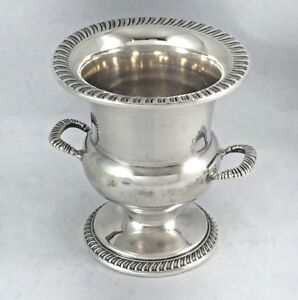 M F Hirsh Sterling 2 Handled Urn 2 3 4