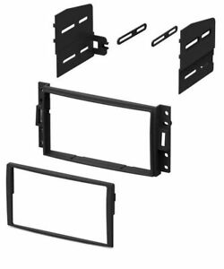 Double Din Kit For Gm Chevy 2005 2006 Gm Chevy Radio Installation Trim Cd Dvd