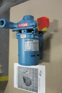 Boiler Feed System Pump For Feed Tank B151 1 3hp 3ph