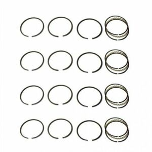 Piston Ring Set Standard 4 Cylinder Oliver 550 66 Super 55 Waukesha