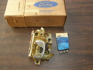 Nos Oem Ford 1968 1969 1970 Mustang Torino Cougar Door Latch Lh Boss 302 429