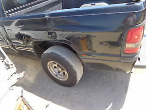 Rear 6 Ft Bed Dodge Ram Regular Cab 1500 Pick Up V6 Magnum 99 00 01