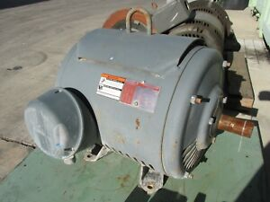 60 Hp Lincoln Ac Motor Lincguard Drip Proof Electric Motor 1775 Rpm