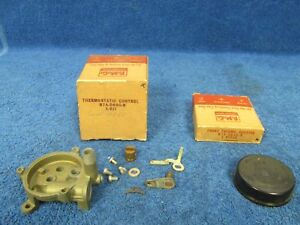 1957 Ford Choke Housing Kit With Cover Nos Ford 118