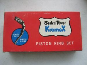 Sealed Power 9188kx Piston Rings Set Std For 68 80 Oldsmobile 5 7l 350