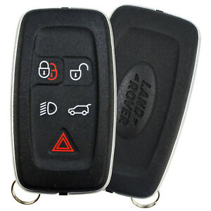 New Oem Factory Smart Prox Key Land Range Rover Remote Replacement Case Pad