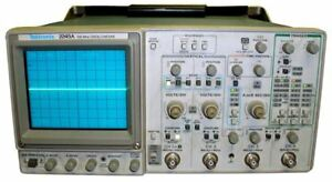Tektronix 2245a 100 Mhz 4 Channel Dual Time Base Oscilloscope