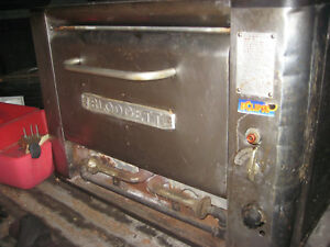 Blodgett Pizza Oven Older Style Heavy Counter Top Style 32 22 27