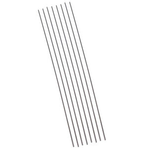 Us Stock 8pcs Od 1mm Id 0 8mm Length 250mm 304 Stainless Steel Capillary Tube