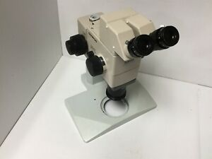 Olympus Szh10 Research Stereo Microscope Magnification 0 7x To 7x With Stand