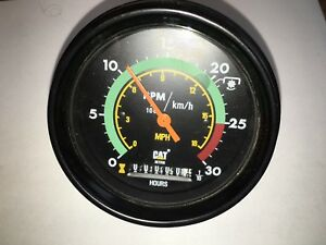 Caterpillar Tachometer Hoursmeter 24m30cu Datcon new No Box
