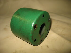 Hit Miss Gas Engine 1 1 2 2 Hp Fairbanks Morse Dishpan Z Pulley Tin