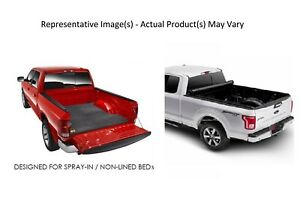 Extang Revolution Tonneau Cover Bedrug Mat For Tacoma W Spray in no Liners