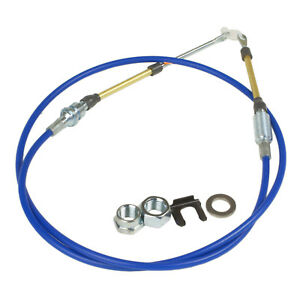 Hurst 5000029 Shifter Cable 5 Ft Length Eyelets On Both Ends