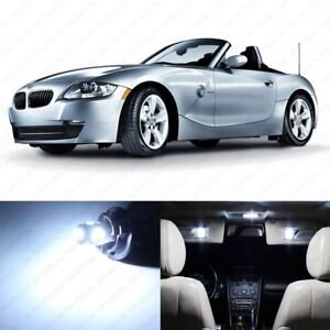 10 X White Led Interior Light Package For 2003 2008 Bmw Z4 E85 E86 Pry Tool