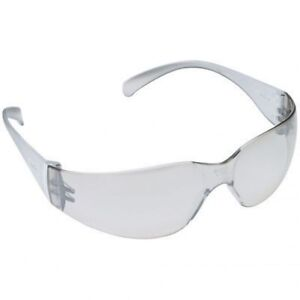 100 3m Pairs Aearo 11329 Virtua Safety Glasses Clear Frame Anti fog Clear Lens
