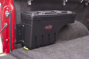 Undercover Driver Left Side Swing Case Storage Box For 2007 2018 Toyota Tundra