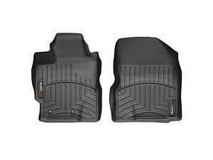 Weathertech Floorliner Floor Mats For Scion Xd toyota Yaris 1st Row Black