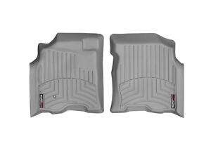 Weathertech Floorliner For Tundra Double Cab 2004 2006 1st Row Grey