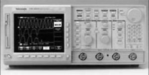 Tektronix 4 Channel 1ghz 5gs s Digital Storage Oscilloscope