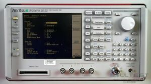 Anritsu Ms8609a Digital Mobile Radio Transmitter Tester 9 Khz To 13 2 Ghz