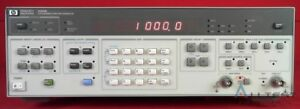 Hp Agilent Keysight 3325b Function Generator