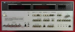 Hp Agilent Keysight 4274a Lcr Meter Multi frequency