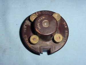 Weeks Super Timer Model T Ford Vintage Antique Distributor Cap Boat Motor