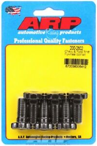 Arp 200 2802 Flywheel Bolt Kit Chevy Ford 6 Pieces Kit 200 2802 Specifica