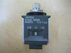 Anritsu Ma9621a Optical Sensor