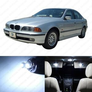 20 X White Led Interior Light Package For 1996 2003 Bmw 5 Series M5 E39 Tool