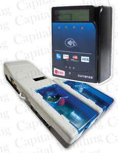 Crane National Vendors Currenza Navigator Credit Card Reader And Telemeter Kit