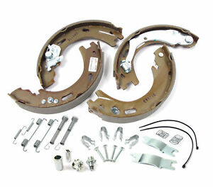 Land Rover Parking Brake Shoe lr031947 Kit With Springs And Pins
