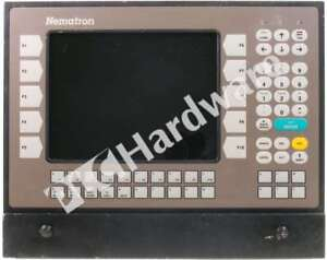Nematron Icc 5000 cnc Industrial Control Computer Keypad Windows 95 90 264v