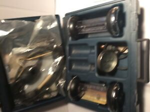 Bacharach Combustion Test Kit Fyrite Gas Analyzer Used Parts Cheep 100