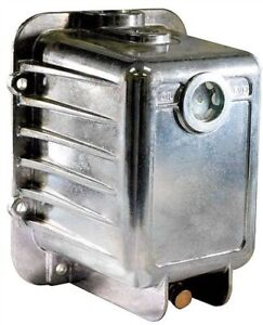 Jb Vacuum Pump Cover Assembly With Sight Glass And Drain Valve Pr301