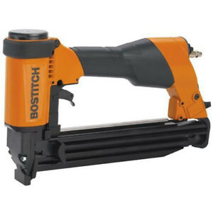 Bostitch 750s5 1 Heavy Duty Crate Framing Stapler With Anti jam