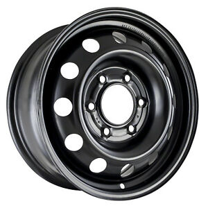 Reconditioned 16x6 5 Black Steel Wheel For 2006 2012 Kia Sedona 560 74583