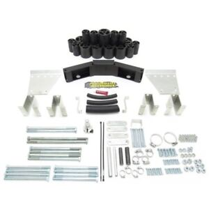 Daystar Body Lift Kit 3 Lift fits 07 13 Toyota Tundra performance Accessories