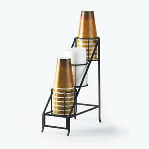 Cal mil 1452 3 tier Cup And Lid Dispenser