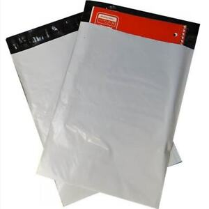 White Poly Mailers 14 X 19 Shipping 2 5 Mil Mailing Envelopes pack Of 400