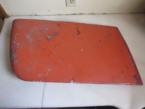 Vintage Original Fulton Sun Visor Right Side Panel 1940 S 1950s Passenger Side