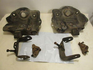Ford Quad Dual Shock Kit 1980 1996 Ford F150 Bronco