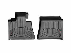Weathertech Floorliner Floor Mats For Bmw X5 2000 2006 1st Row Black
