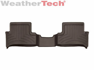 Weathertech Floorliner Floor Mats For Colorado Canyon Ext Cab 2nd Row Cocoa