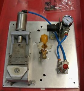 Radial Lead Trimmer Pcb Component Radial Lead Cutter Pneumatic Actuated