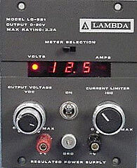 Lambda Tdk Emi Lq 521 Power Supply